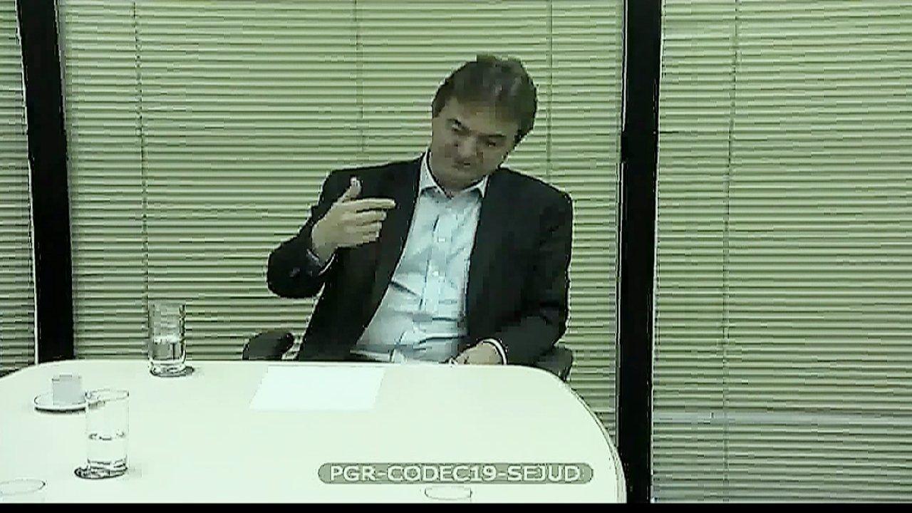 Joesley conta que recebeu de procurador gravação de audiência da Operação Greenfield