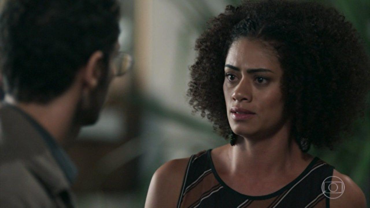 Malhação - Viva a Diferença - Capítulo de sexta-feira, 19/05/2017, na íntegra - Dóris decide expulsar Ellen da escola