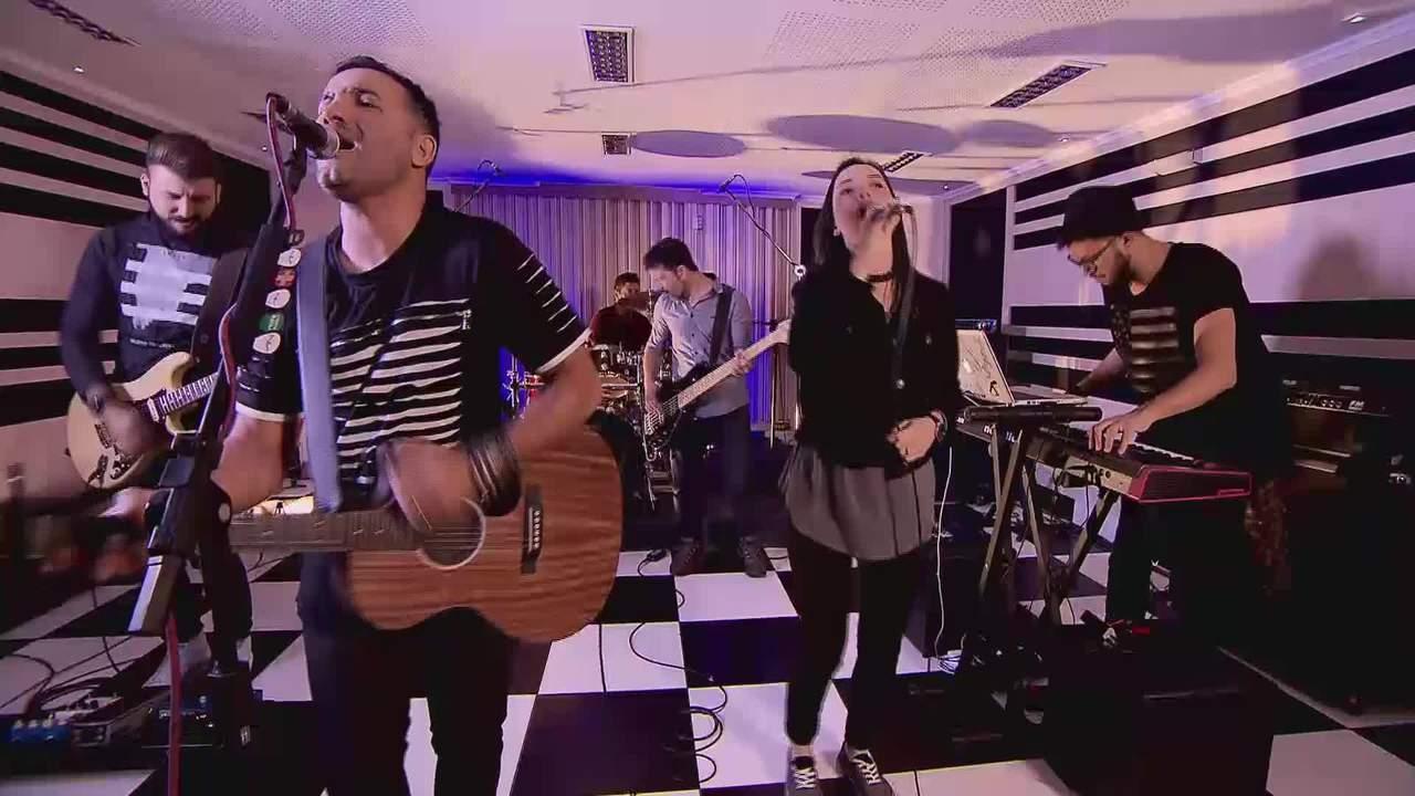 Novidade de Vida grava música que ficou em primeiro lugar no Brasília Independente com o voto dos internautas