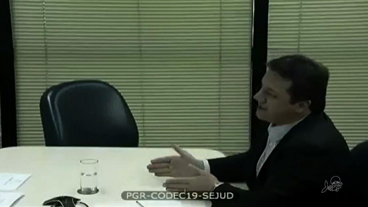 Cid Gomes e Eunício Oliveira são citados em delação de Wesley Batista