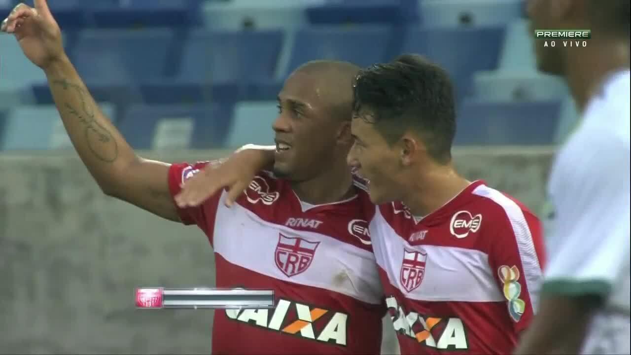Melhores momentos de Luverdense 1x1 CRB pela segunda rodada do Brasileiro
