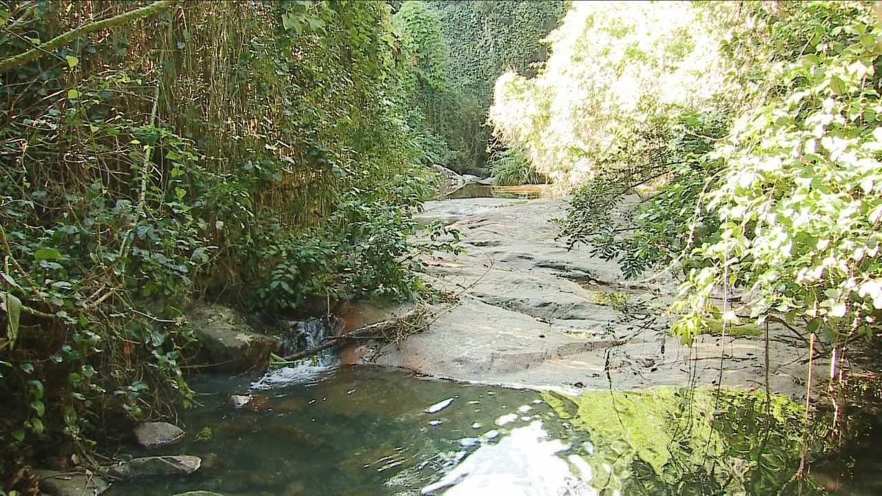 Ameaça ao poção do Córrego Grande chegou à redação a partir de denúncia de morador