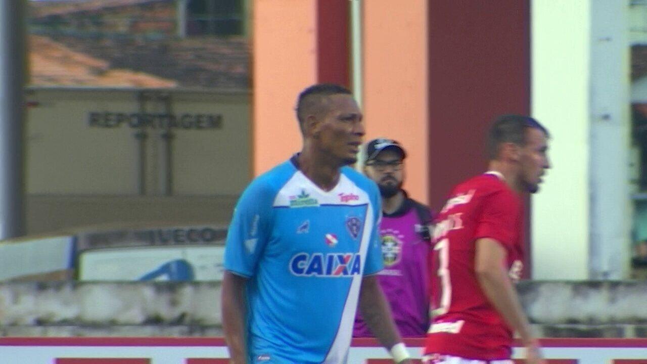 Melhores momentos: Paysandu 1 x 0 Internacional pela 3ª rodada da série B do Brasileiro