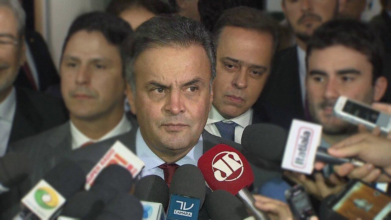 Cobertura da mãe de Aécio Neves seria alvo de esquema de corrupção