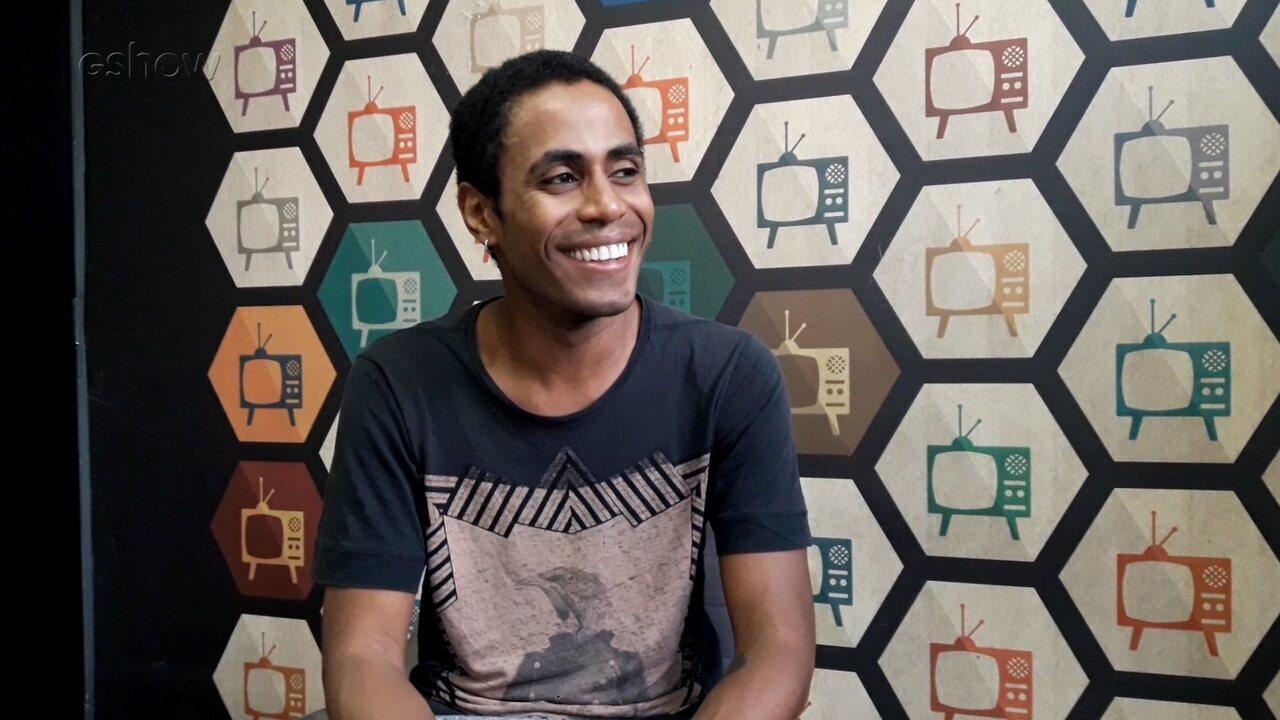 Ícaro Silva fala da amizade com José Loreto