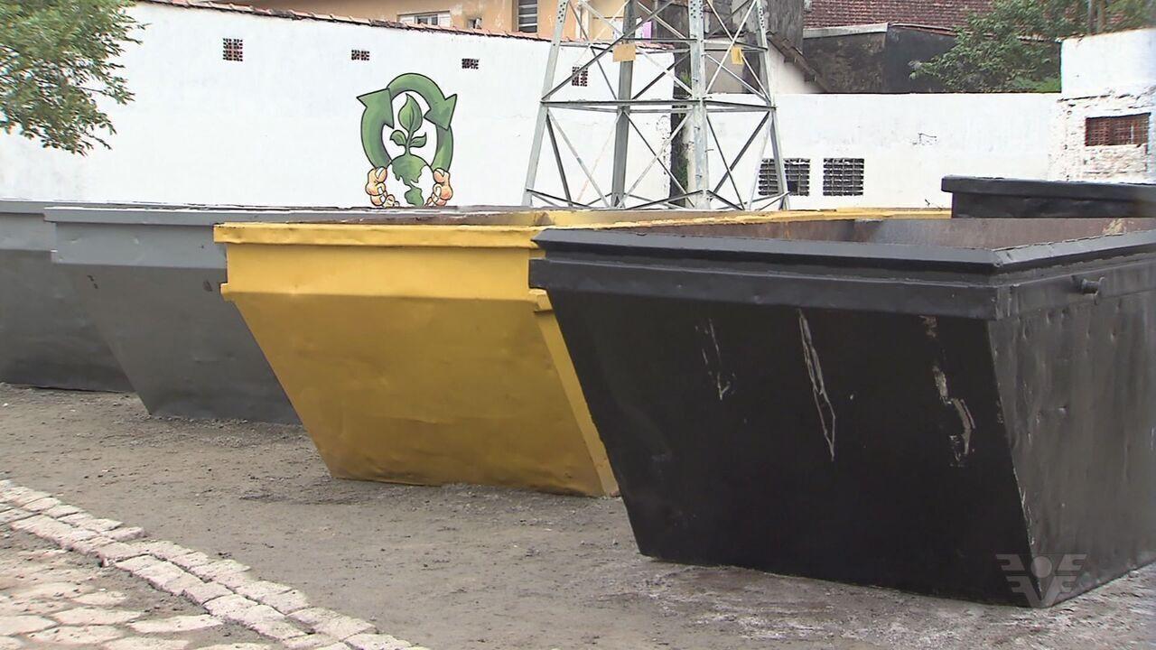 Assista: Prefeitura de São Vicente disponibiliza Ecoponto na cidade