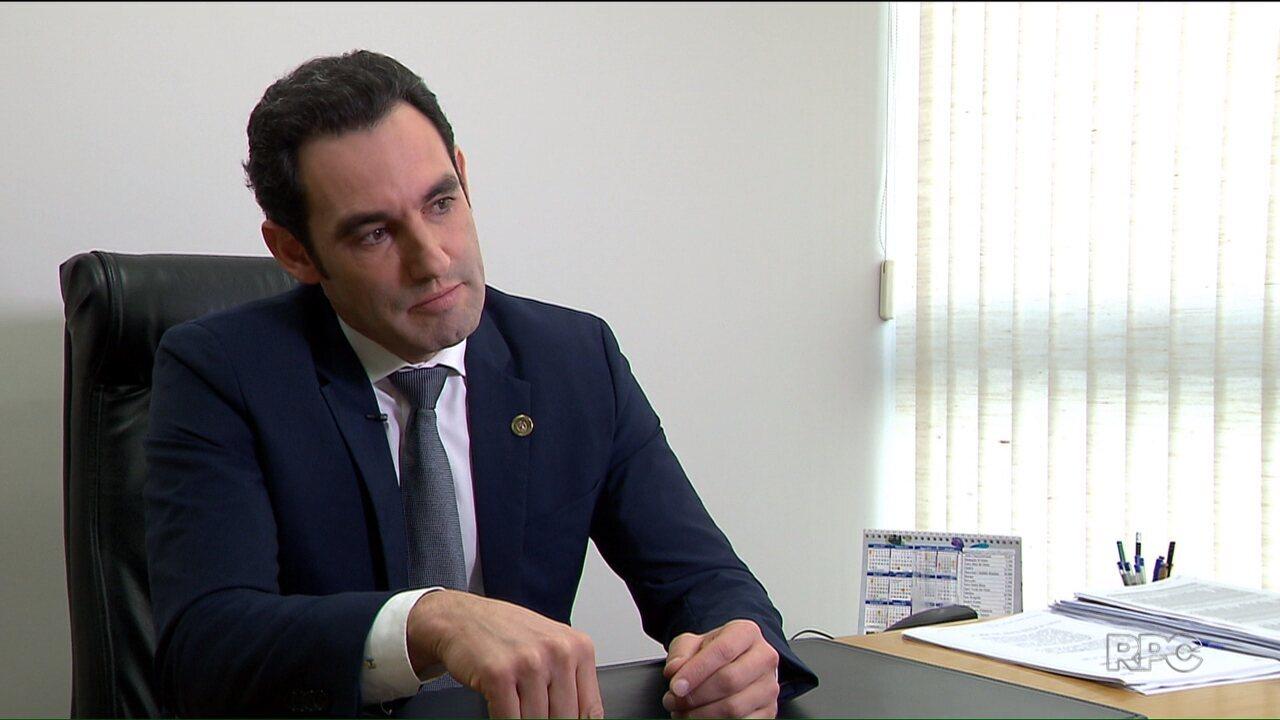 Justiça quer explicações sobre verba gasta pelo deputado Alexandre Guimarães (PSD)