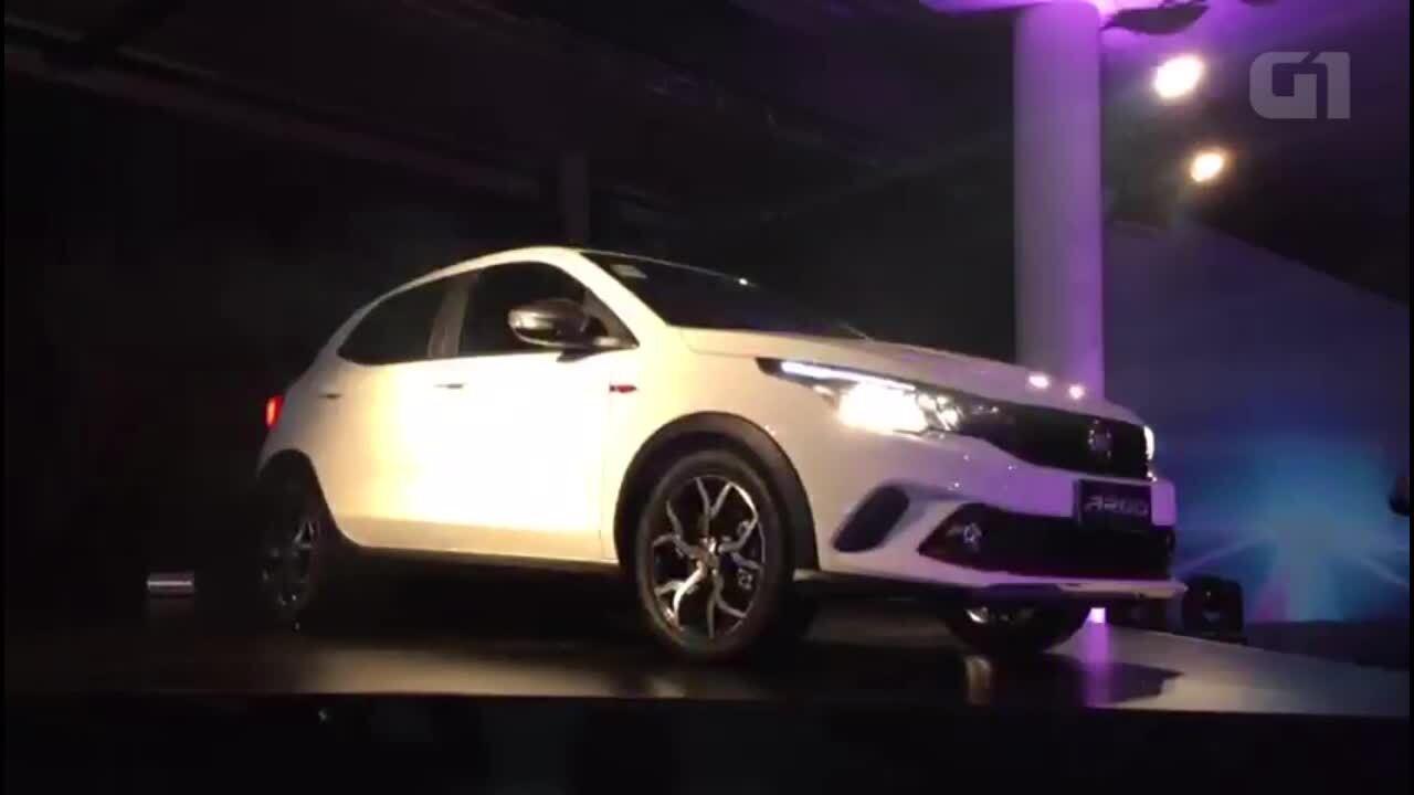 Fiat Argo é lançado