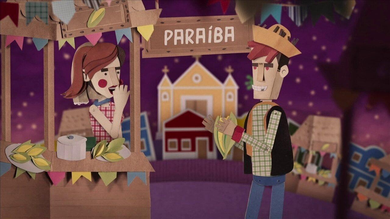 Campanha da Globo Nordeste mostra clima de típica festa junina ... db4976f8b1b