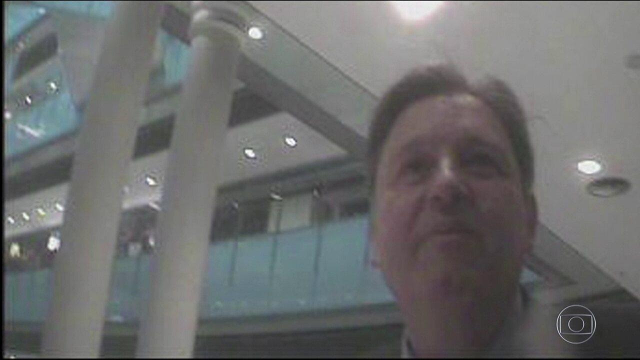 Gravação mostra que Rocha Loures defendeu interesses de empresa