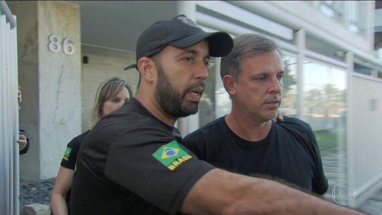 PF prende no Rio suspeito de pagar propina para grupo de Cabral
