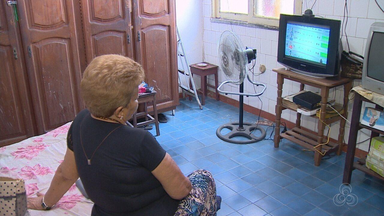 Fim da TV analógica será a partir de maio de 2018, em Manaus