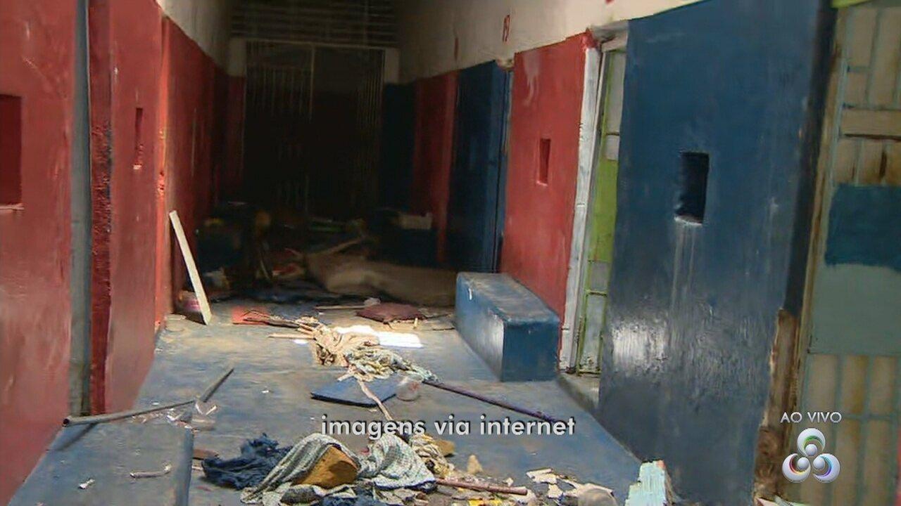 Rede Amazônica flagra abandono na Vidal Pessoa