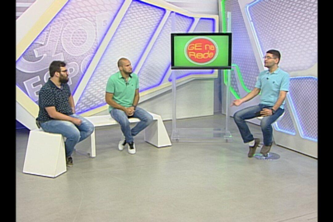 Pedro Cruz, Gustavo Pêna e Ingo Müller fizeram a edição desta semana
