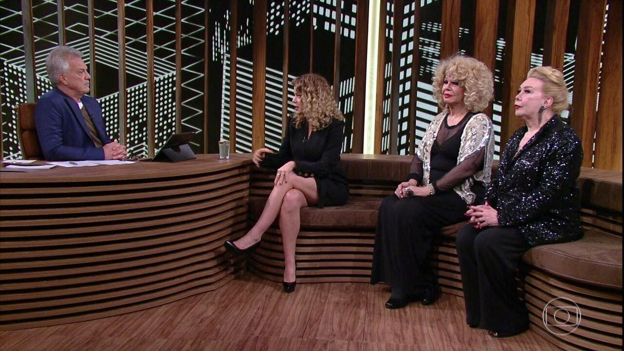 Leandra Leal fala sobre o documentário 'Divinas Divas'