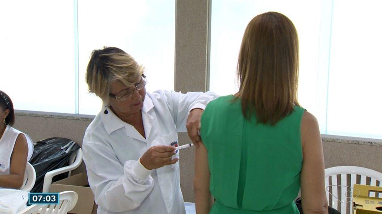 Vacinação contra a gripe termina nesta sexta-feira (9) no Espírito Santo