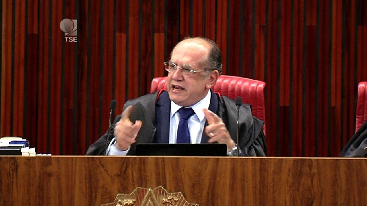 Gilmar Mendes afirma que também quer o combate à corrupção