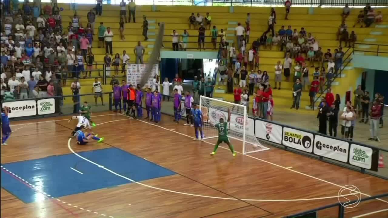 Barra Mansa vence Paulo de Frontin e conquista a Copa Rio Sul de Futsal