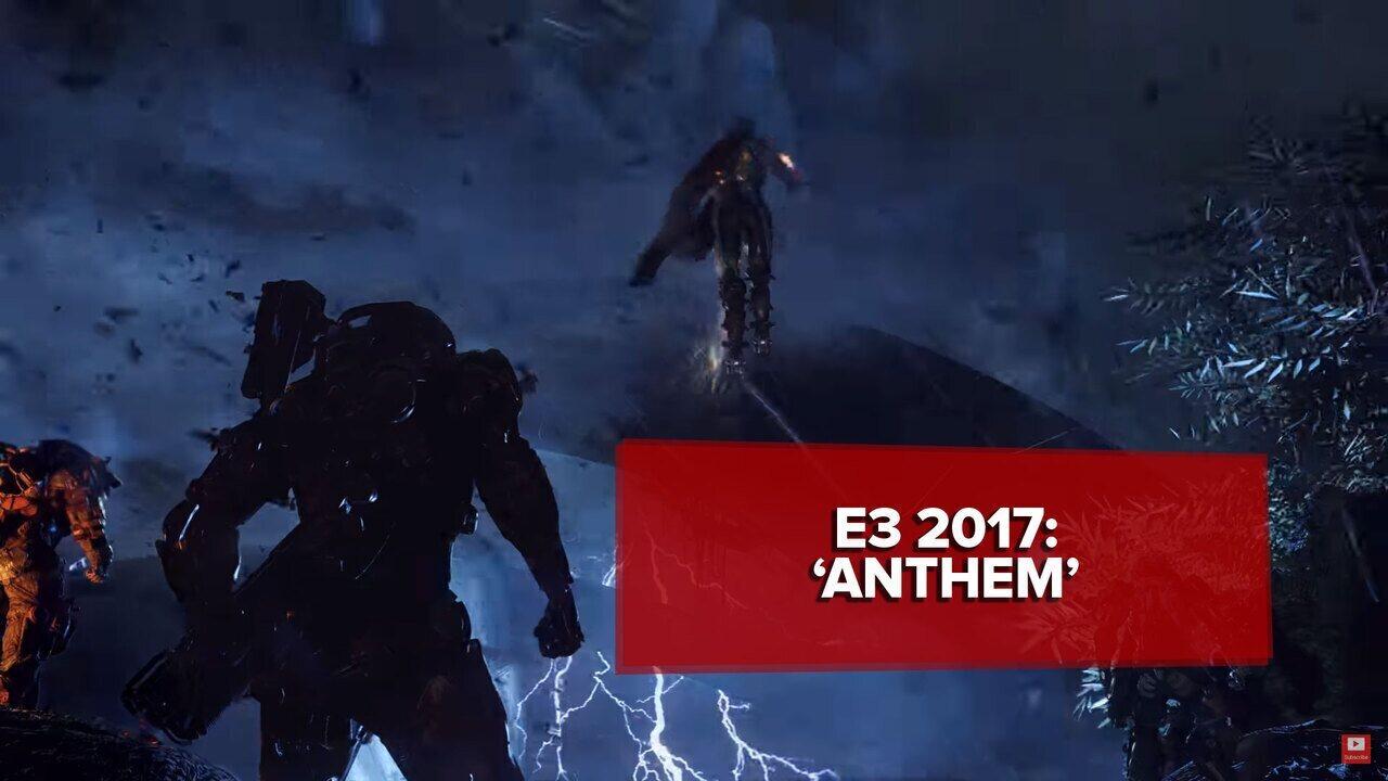 E3 2017: 'Anthem', novo game da BioWare, ganha demonstração de gameplay