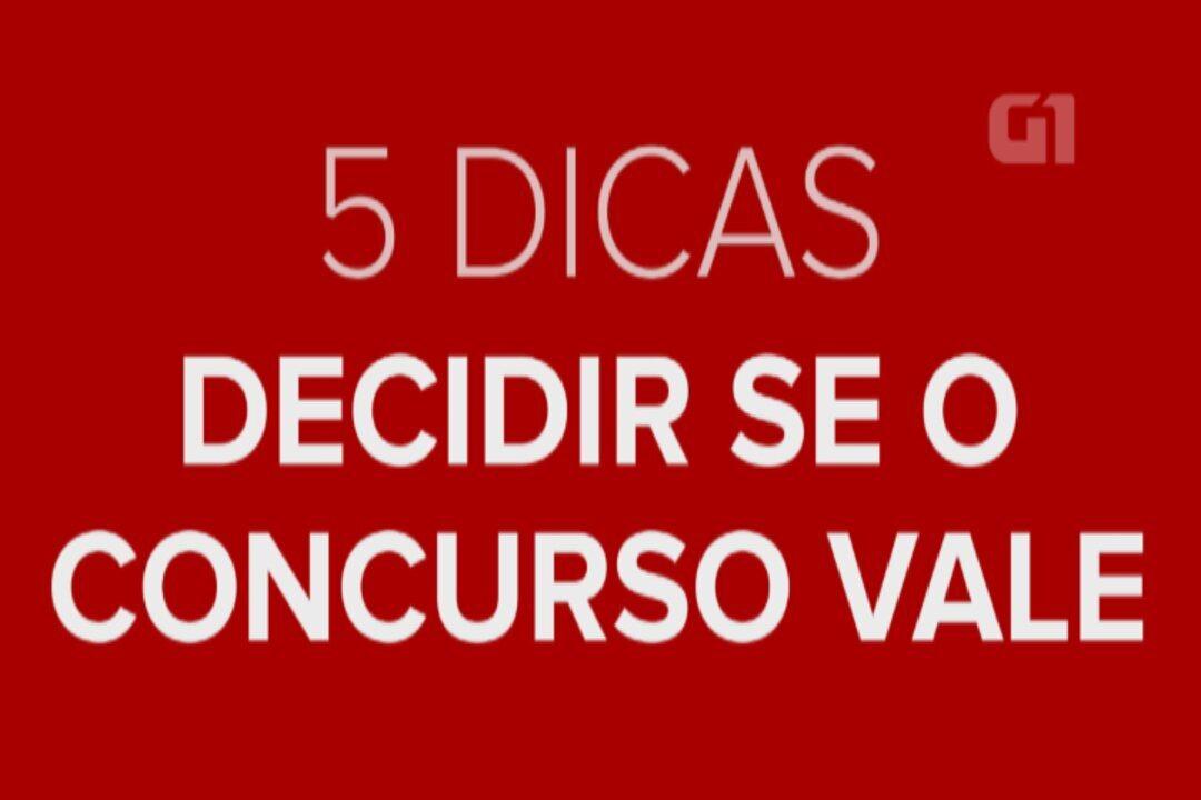 Vídeo: Lia Salgado dá 5 dicas para decidir se vale a pena fazer um concurso