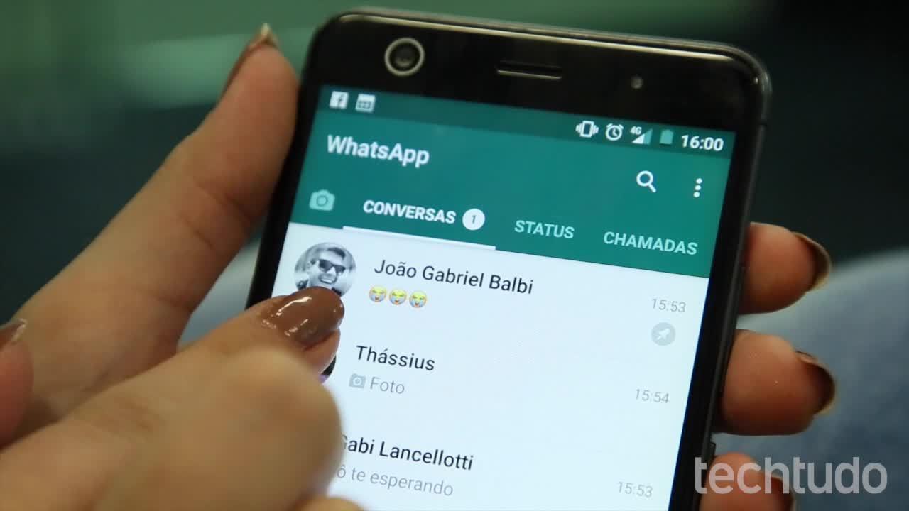 Veja mais dicas sobre WhatsApp: vídeo ensina como fixar uma conversa no mensageiro