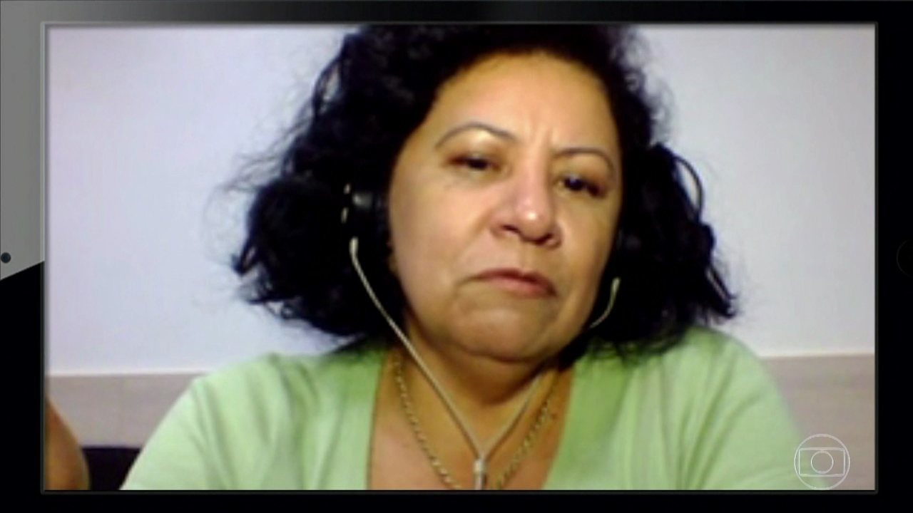 Sandra Maria Feliciano da Silva fala sobre seleção para viajar para Marte