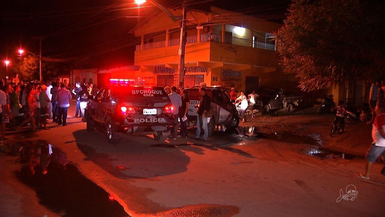 Cinco pessoas são assassinadas em Chacina em Horizonte