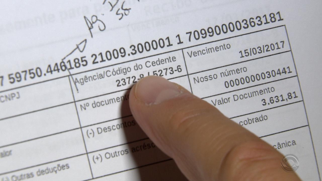 Consumidores e empresas são surpreendidos com golpe do boleto falso no RS