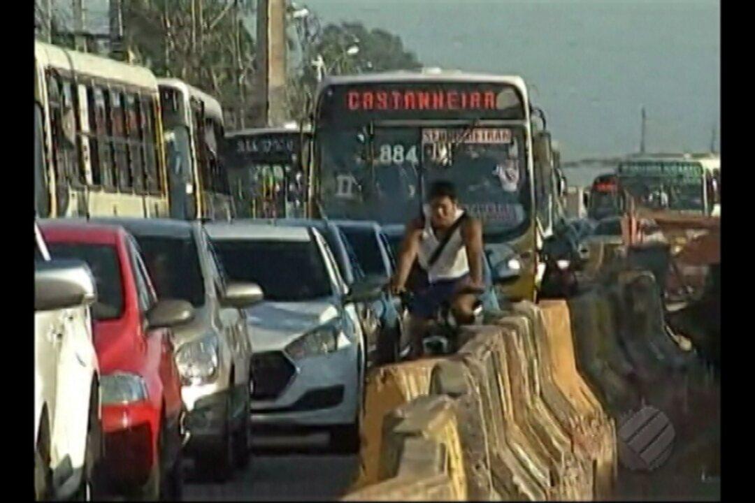Reportagem especial mostra como estão as obras do BRT na gestão de Zenaldo Coutinho
