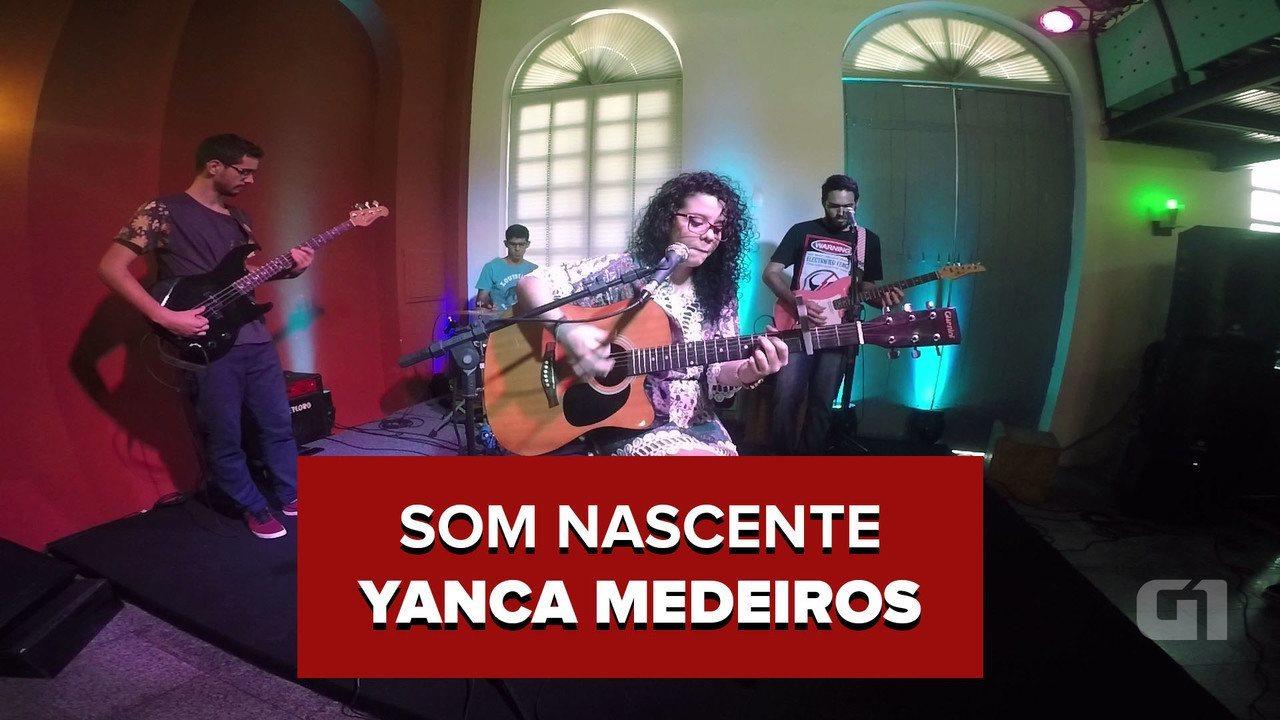 Yanca Medeiros no Som Nascente