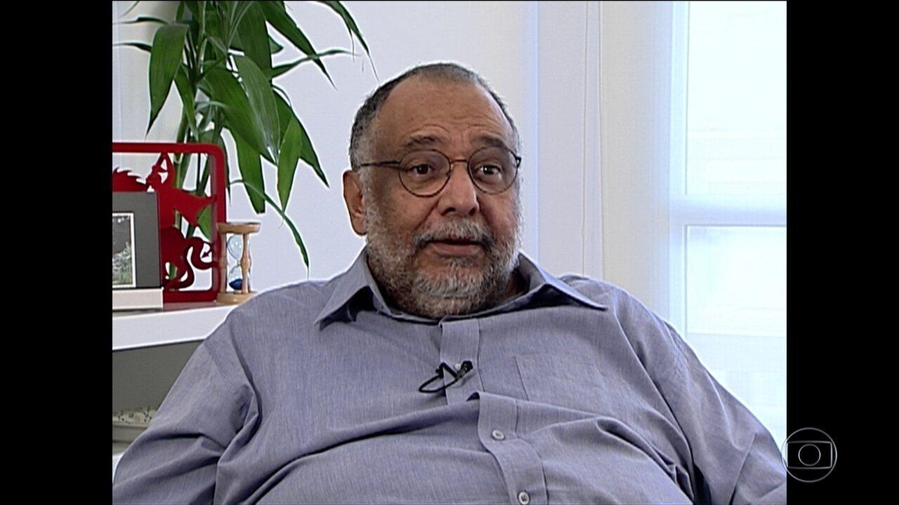 Jornalista Jorge Bastos Moreno morre no Rio aos 63 anos