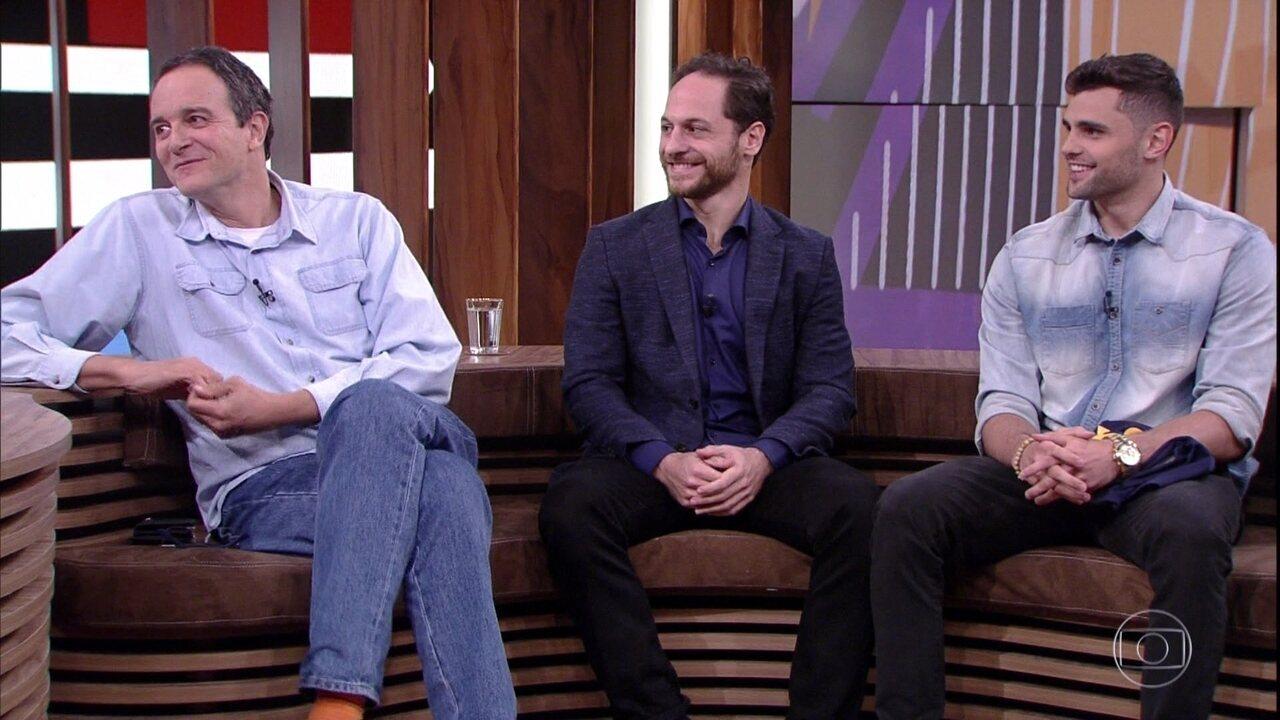 Marcel de Souza e Raulzinho Neto debatem sobre nova geração do basquete