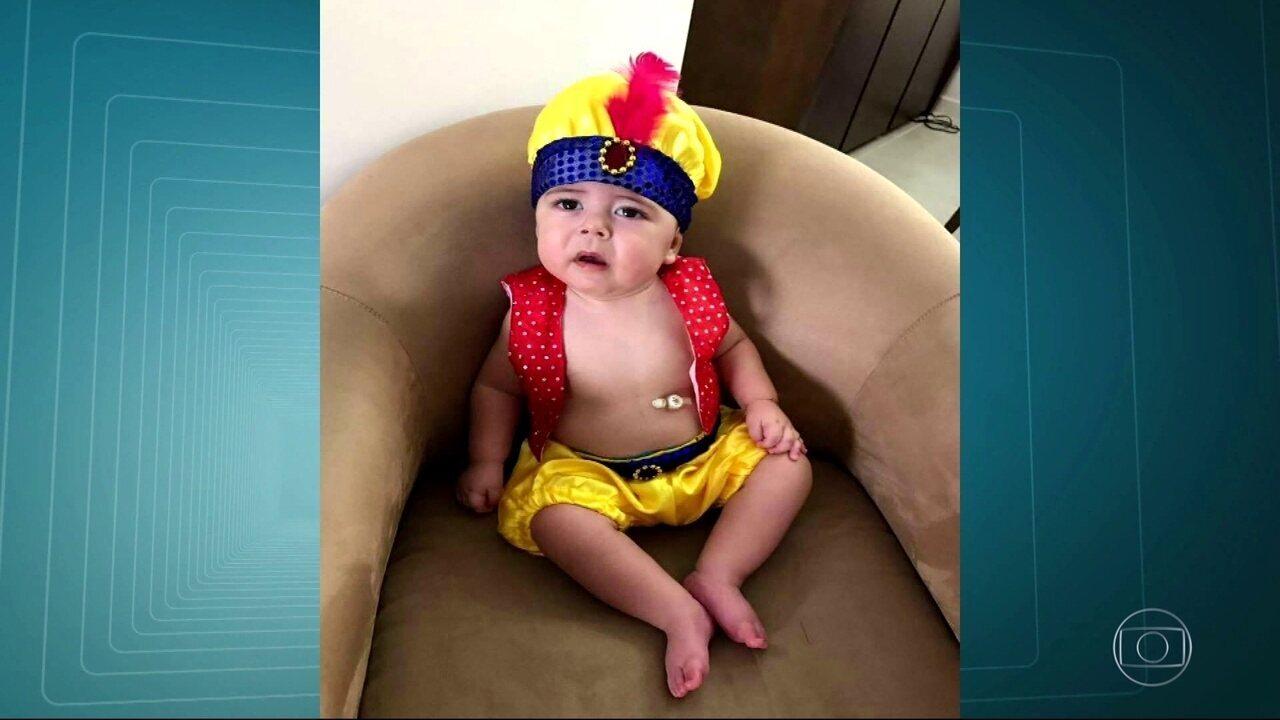 Caso do bebê Breno:Polícia Civil deve ouvir novas testemunhas