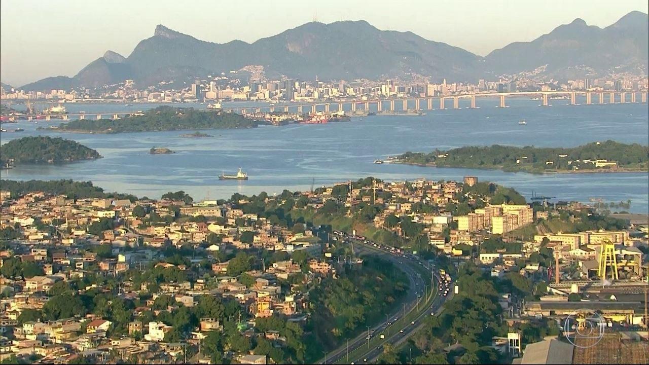 Programa de despoluição da Baía de Guanabara pode ser próxima vítima da crise financeira