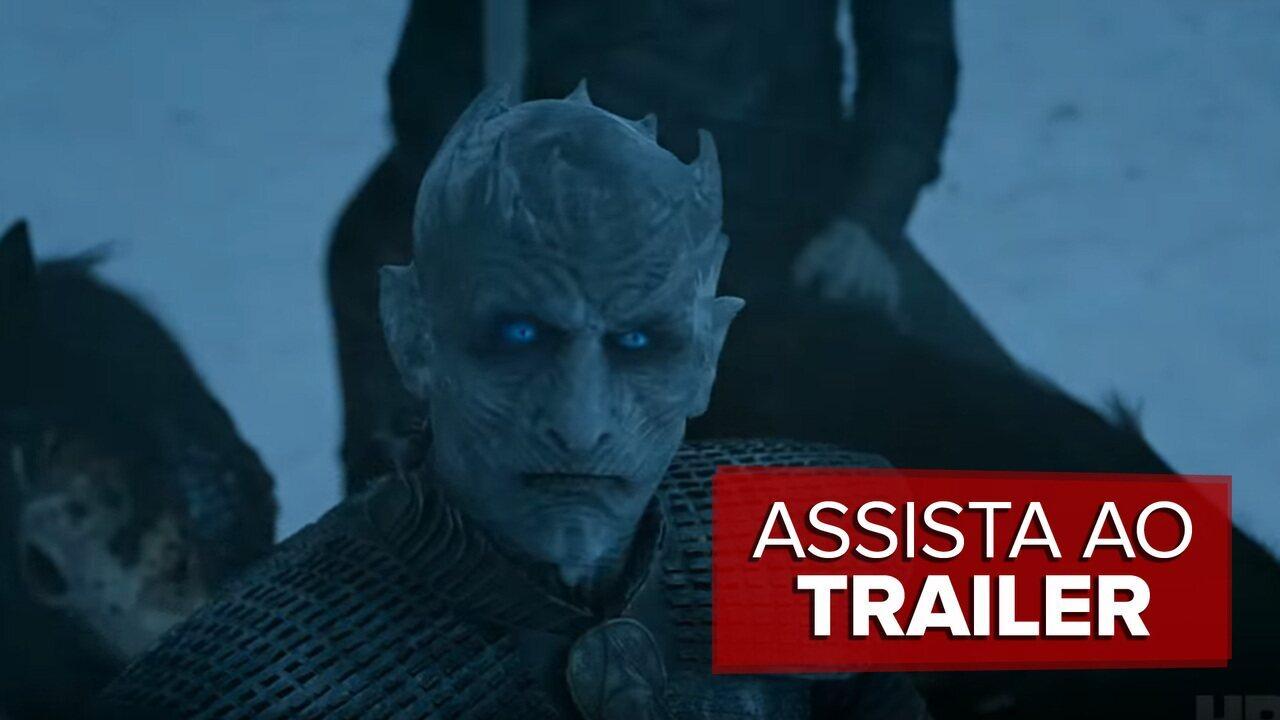 Sétima temporada de 'Game of Thrones' ganha novo trailer