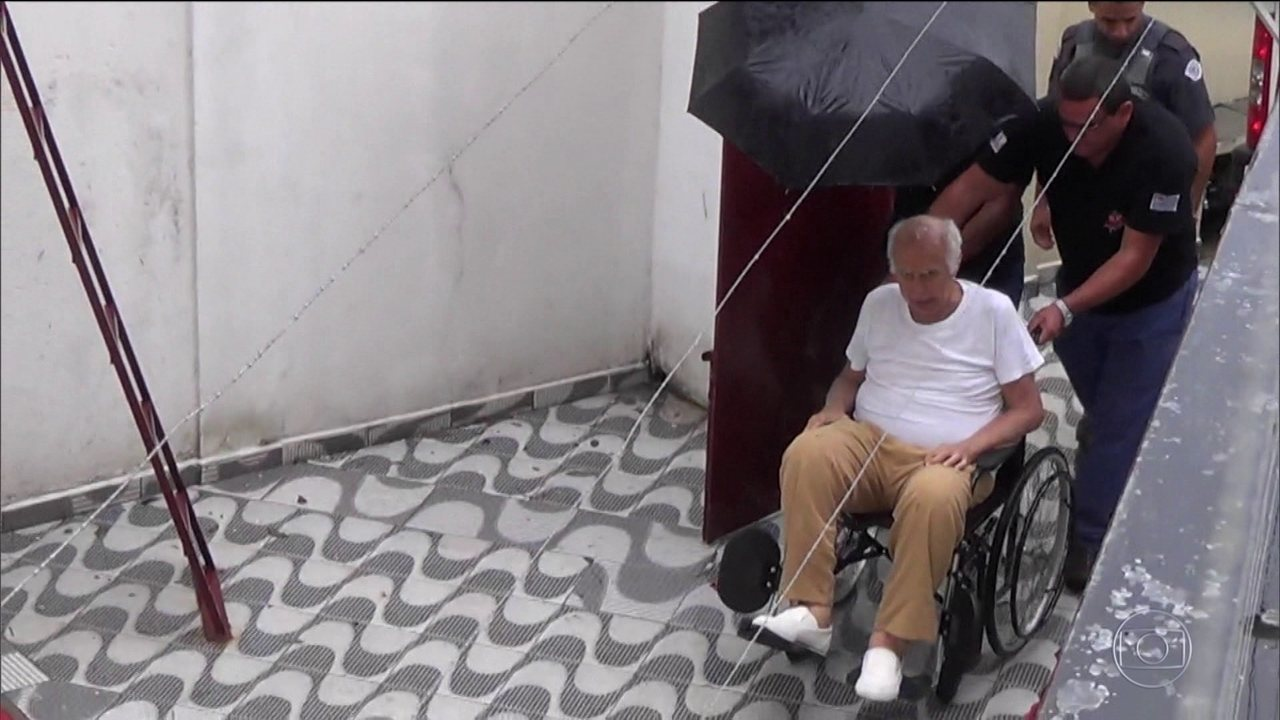 Justiça concede prisão domiciliar a Roger Abdelmassih