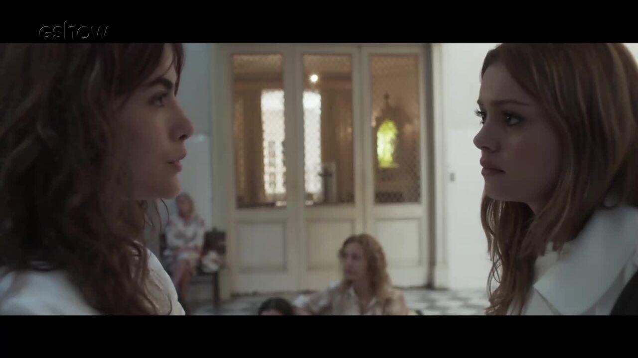 Resumo de 23/6: Rimena e Alice discutem por Renato