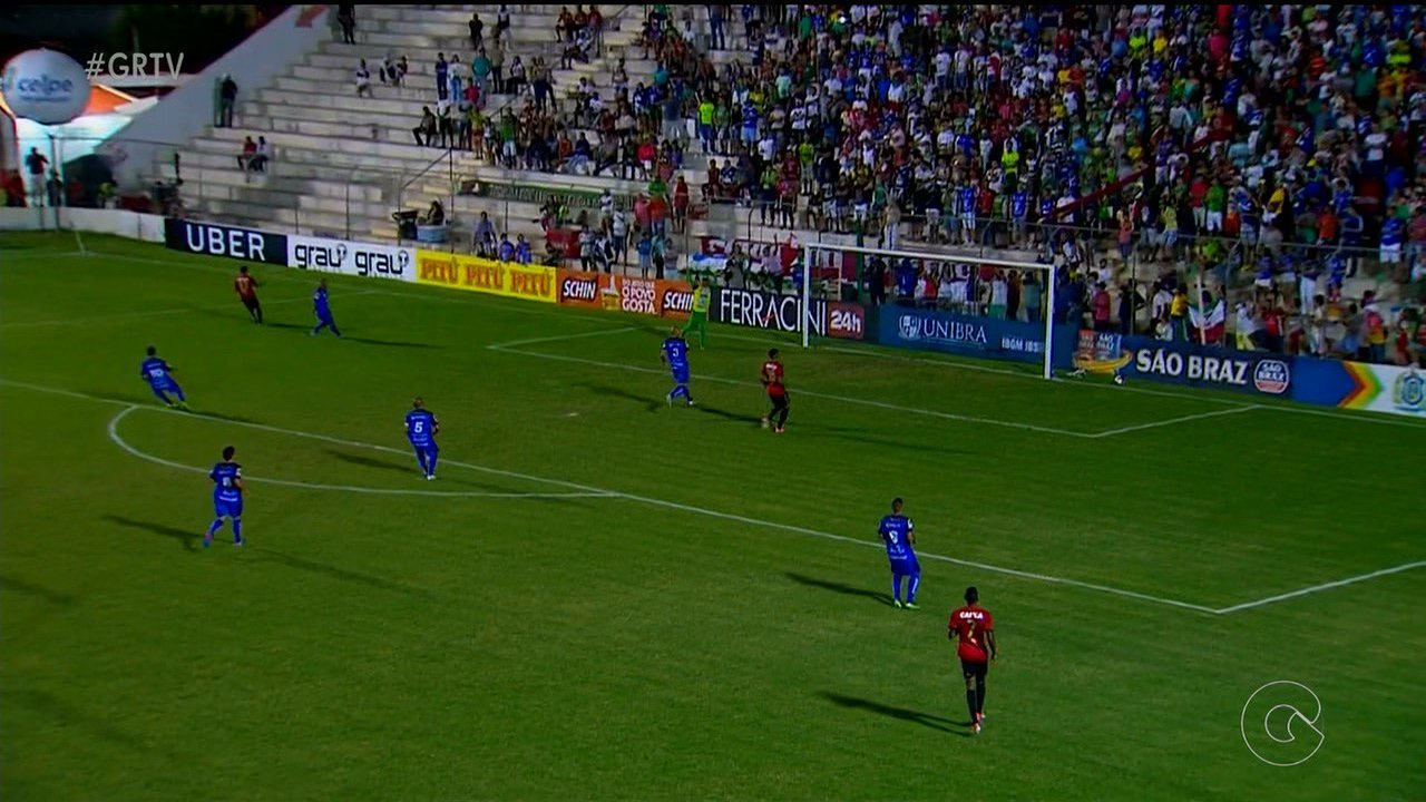 Sport vence o Salgueiro e fatura o título do Campeonato Pernambucano