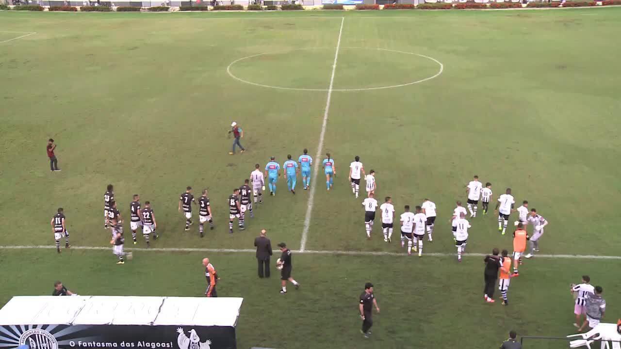 Em Arapiraca, ASA vence o Botafogo-PB por 2 a 1