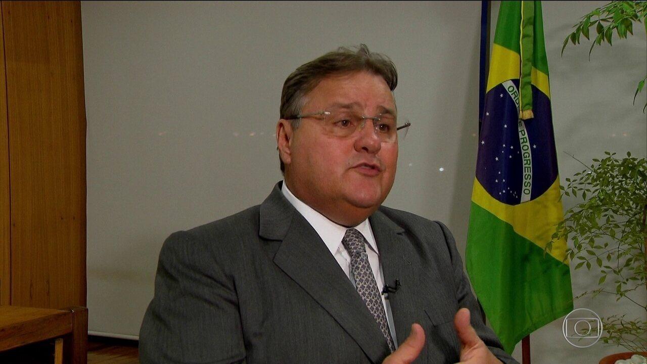 Ex-ministro Geddel Vieira Lima, do PMDB, é preso na Bahia