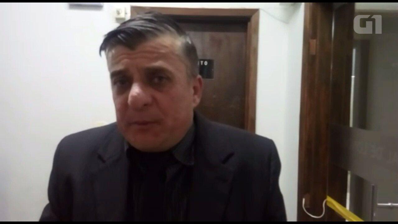 Veja entrevista do vereador Boca Aberta após votação