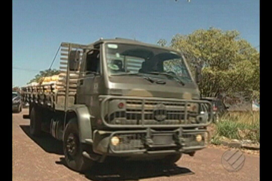 Polícia prende suspeitos de formar quadrilha de roubo de cargas, na região sudeste do Pará