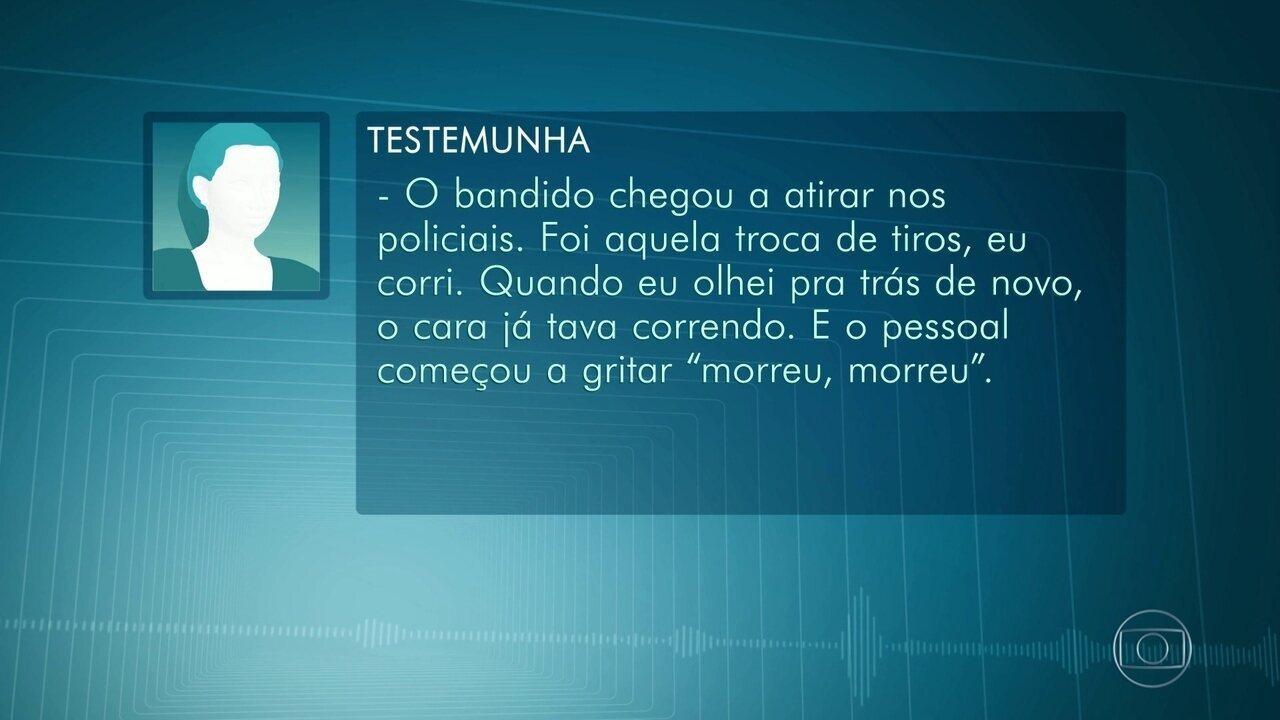 Mais um PM é assassinado no Rio