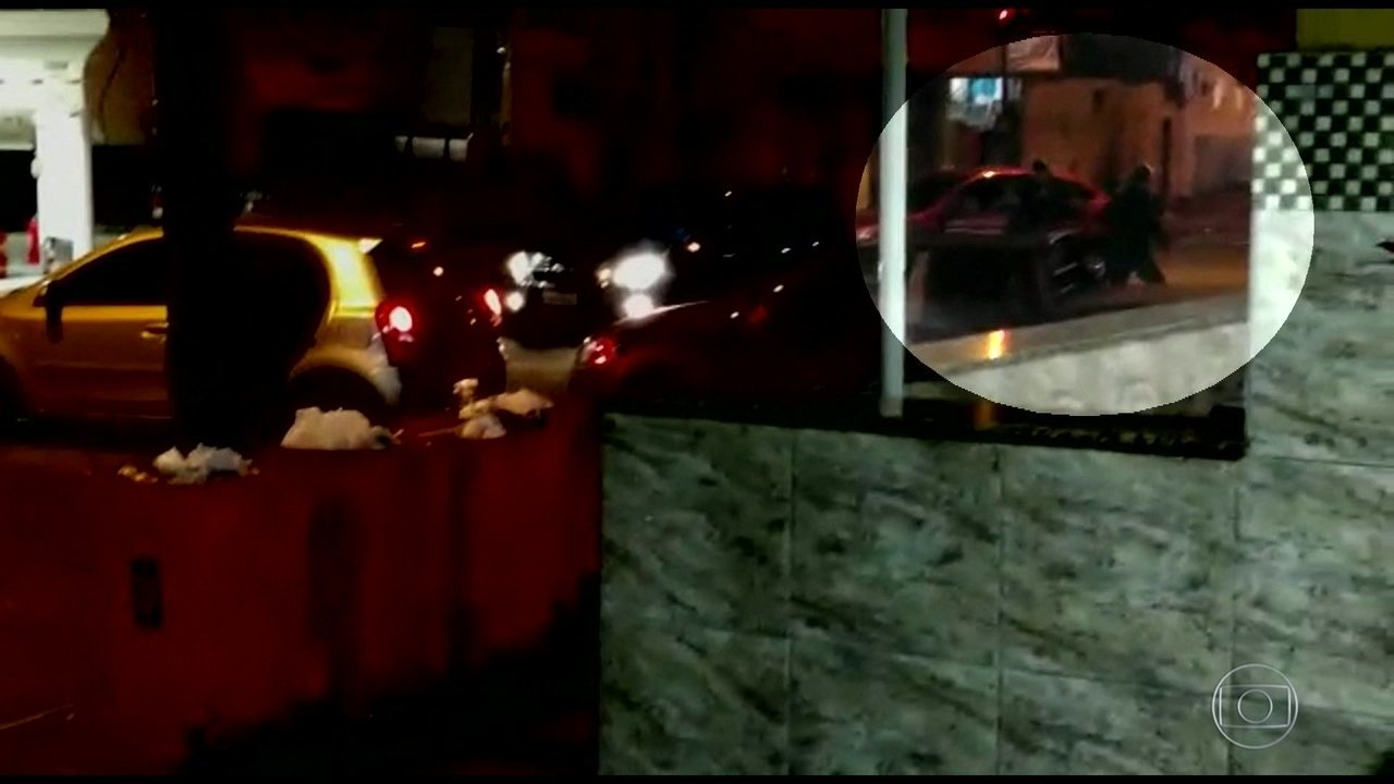 Bandidos armados fazem arrastão em Inhaúma