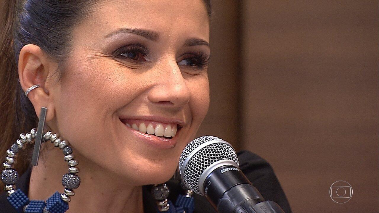 Cantora Paula Fernandes é um dos destaques do fim de semana em Belo Horizonte