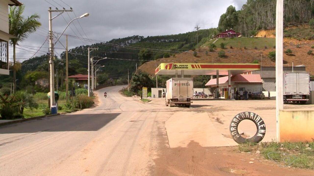 Câmeras registram assaltos semelhantes em distrito de Santa Maria de Jetibá, ES