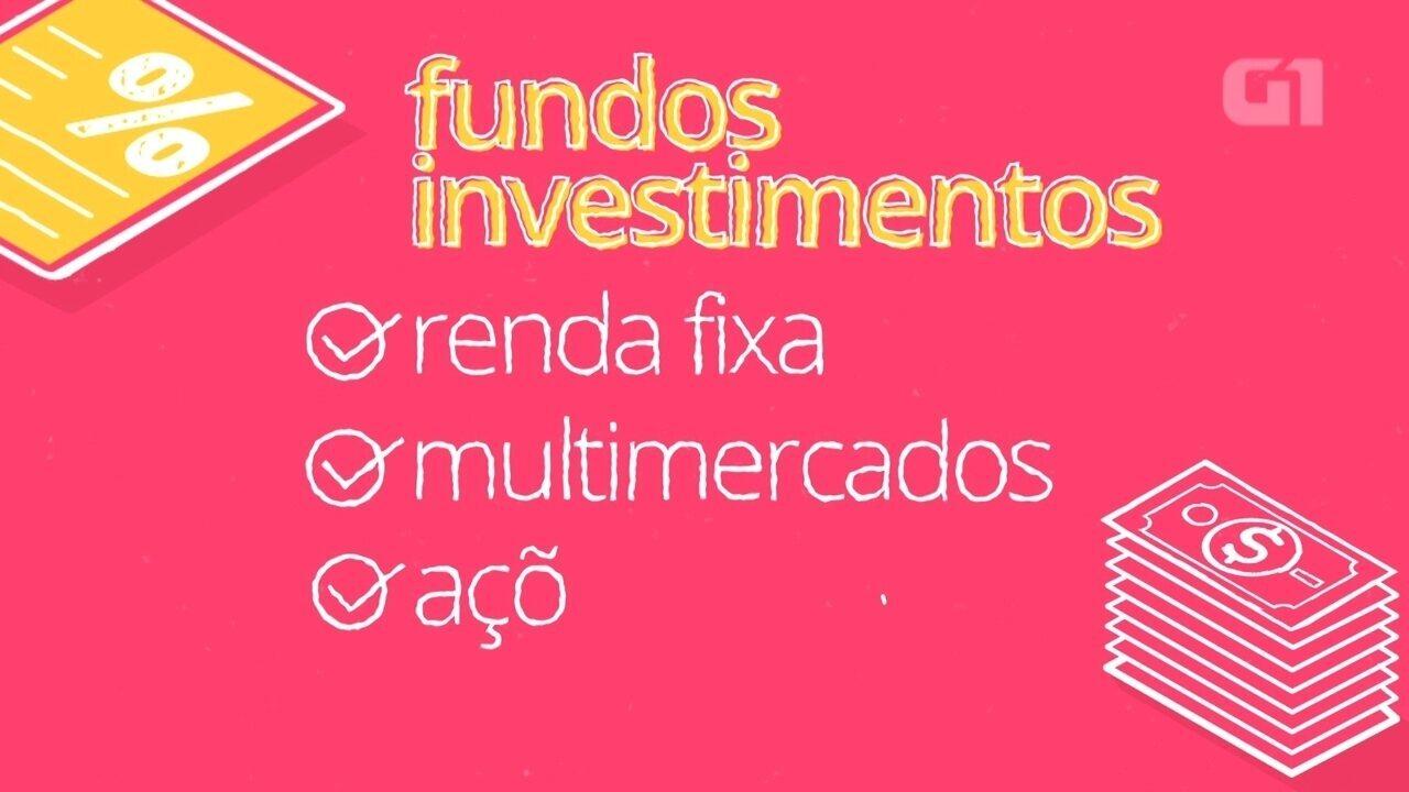 Educação Financeira: conheça os diferentes tipos de fundos de investimento
