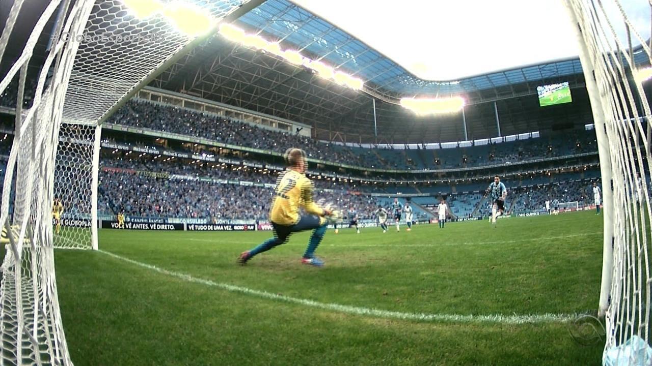 Grêmio para em paredão Douglas, e Avaí surpreende com vitória por 2 a 0 na Arena