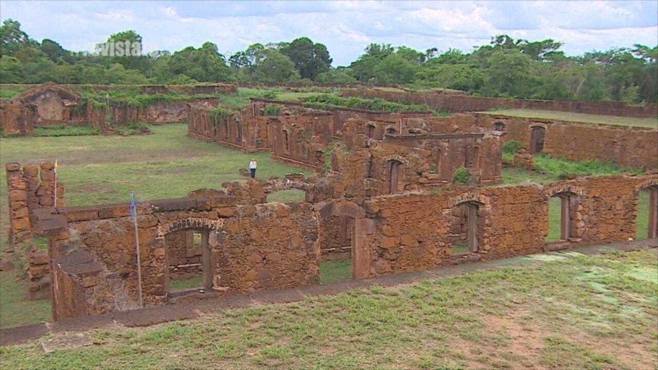 Parte 1: Confira as belezas do Forte Príncipe da Beira, em Costa Marques
