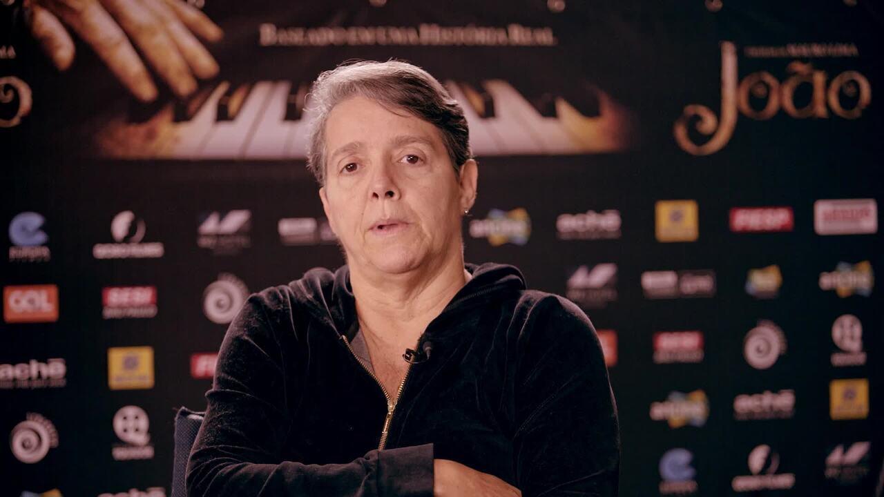 Assista a bastidores do filme 'João, o maestro'